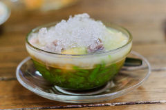 Sobremesa Lodchong Imagens de Stock Royalty Free