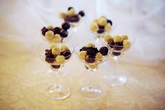 Sobremesa luxuosa 4 Imagens de Stock Royalty Free