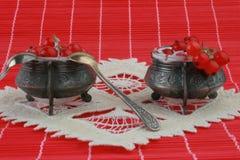 Sobremesa no estilo do russo Imagem de Stock Royalty Free