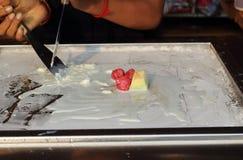 Sobremesa popular em Ásia fotografia de stock royalty free