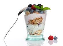 Sobremesa saudável Foto de Stock