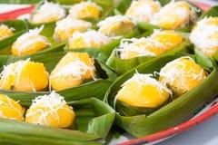 Sobremesa tailandesa Fotos de Stock