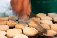 Sobremesa tailandesa Fotos de Stock Royalty Free