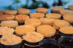 Sobremesa tailandesa Imagens de Stock