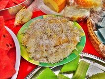 Sobremesa tailandesa Foto de Stock Royalty Free