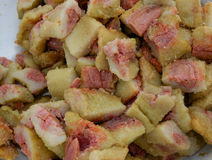 Sobremesa tailandesa doces fervidos Imagens de Stock