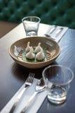 Sobremesa tradicional tailandesa Imagens de Stock Royalty Free