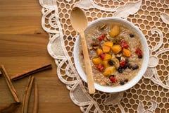 Sobremesa tradicional turca de Ashure foto de stock
