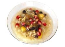 Sobremesa turca Asure Ashure dos cereais fervidos com frui secado Fotos de Stock