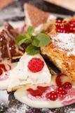 Sobremesas Imagens de Stock