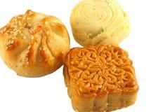 Sobremesas chinesas Foto de Stock