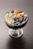 Sobremesas da geleia do feijão fotografia de stock
