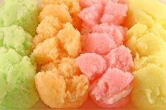 Sobremesas do coco Fotografia de Stock