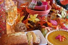 Sobremesas do feriado Fotos de Stock