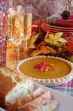 Sobremesas do feriado Fotografia de Stock Royalty Free