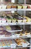 Sobremesas italianas Imagem de Stock Royalty Free