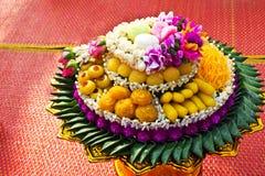 Sobremesas tailandesas. Fotos de Stock Royalty Free