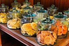 Sobremesas tailandesas Foto de Stock