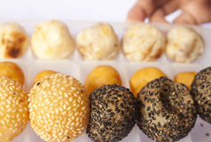 Sobremesas tailandesas tradicionais, Foto de Stock Royalty Free