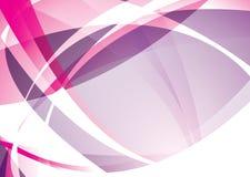 Sobreposição cor-de-rosa Fotos de Stock Royalty Free