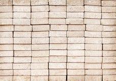 A sobreposição do tijolo do retângulo modela a textura abstrata para o fundo fotografia de stock
