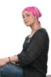 Sobreviviente del cáncer de pecho fotografía de archivo libre de regalías