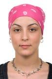 Sobreviviente del cáncer de pecho fotos de archivo