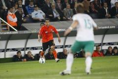 SOC: Football UEFA Cup Final Werder Bremen vs Shakhtar Donetsk Stock Photos
