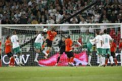 SOC: Football UEFA Cup Final Werder Bremen vs Shakhtar Donetsk Royalty Free Stock Photo