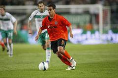 SOC: Football UEFA Cup Final Werder Bremen vs Shakhtar Donetsk Royalty Free Stock Image