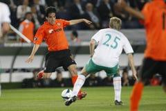 SOC: Football UEFA Cup Final Werder Bremen vs Shakhtar Donetsk Royalty Free Stock Photos