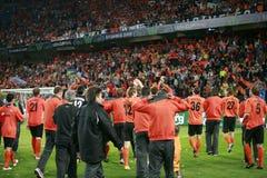 SOC: Football UEFA Cup Final Werder Bremen vs Shakhtar Donetsk Royalty Free Stock Photography