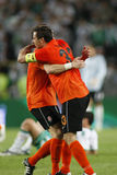 SOC: Football UEFA Cup Final Werder Bremen vs Shakhtar Donetsk Stock Image