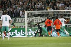 SOC: Football UEFA Cup Final Werder Bremen vs Shakhtar Donetsk Royalty Free Stock Images