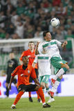 SOC: Football UEFA Cup Final Werder Bremen vs Shakhtar Donetsk Royalty Free Stock Photos