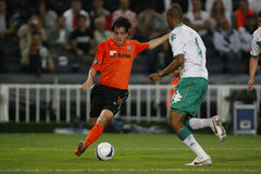 SOC: Football UEFA Cup Final Werder Bremen vs Shakhtar Donetsk Stock Photo