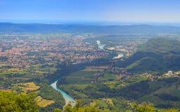 Soca-Fluss stockbilder