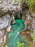Soca, Slovenia Royalty Free Stock Photography