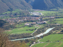 Soca Valley Stock Images