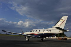 Socata TBM 700 Stock Photo