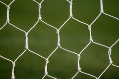Soccer´s goal Net Royalty Free Stock Photo