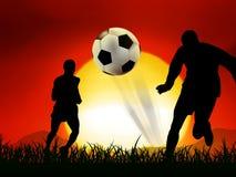 Soccer Royalty Free Stock Photo