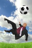 Soccer!!! Stock Photo