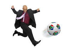 Soccer!!! Royalty Free Stock Images