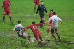 soccer Στοκ Εικόνες
