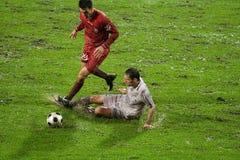 soccer Стоковое Фото