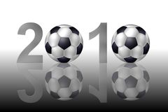 Soccer 2010 Stock Images