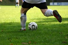 Soccer #8 royalty free stock image
