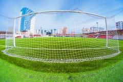 Soccer arena, stadium Royalty Free Stock Photo
