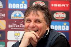 Soccer as livorno Attilio Perotti Stock Images